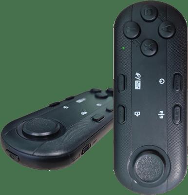 control remoto de pedal usb