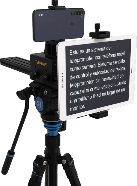 teleprompter ipad tablet